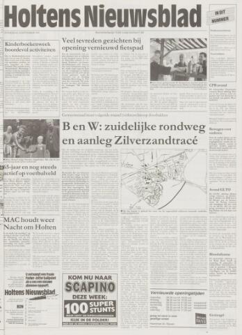 Holtens Nieuwsblad 1996-09-26