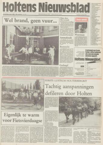 Holtens Nieuwsblad 1985-06-06