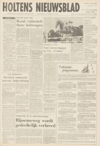 Holtens Nieuwsblad 1968-08-17