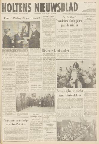 Holtens Nieuwsblad 1970-11-27