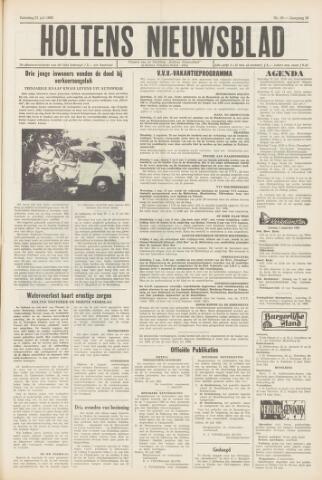 Holtens Nieuwsblad 1965-07-31