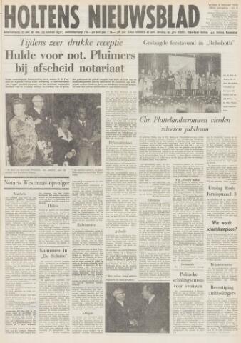 Holtens Nieuwsblad 1976-02-06