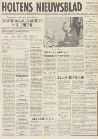 Holtens Nieuwsblad 1975-08-08