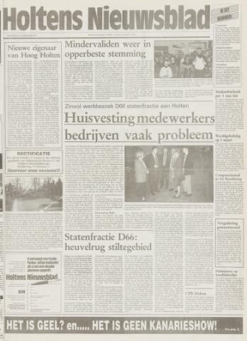 Holtens Nieuwsblad 1995-02-23