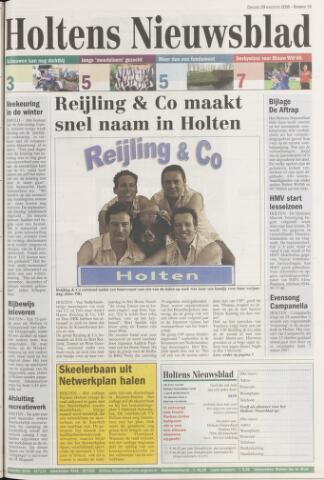 Holtens Nieuwsblad 2006-08-29