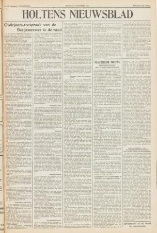Holtens Nieuwsblad 1957-12-30