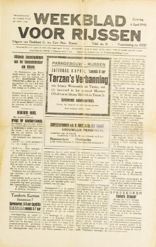 Weekblad voor Rijssen 1940-04-06