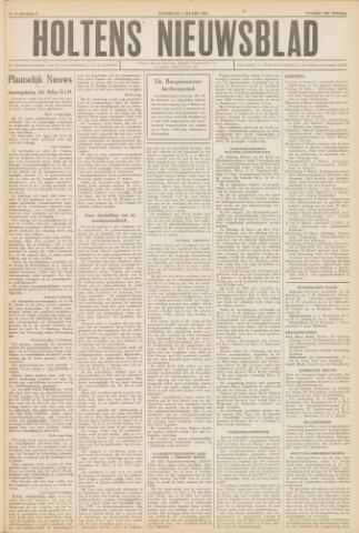 Holtens Nieuwsblad 1952-03-01