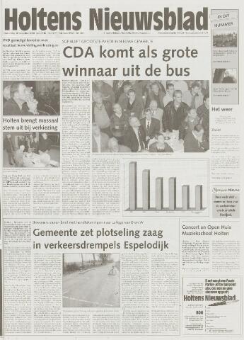 Holtens Nieuwsblad 2000-11-30