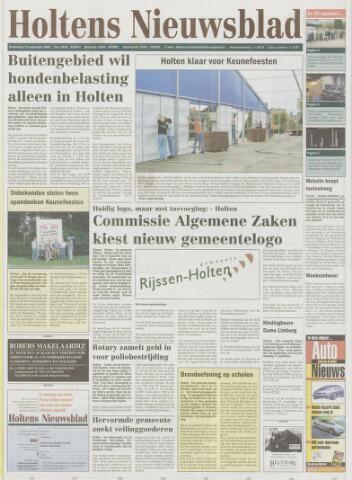 Holtens Nieuwsblad 2002-09-12