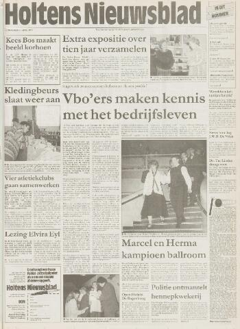 Holtens Nieuwsblad 1997-04-17