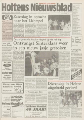 Holtens Nieuwsblad 1989-10-12