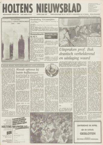 Holtens Nieuwsblad 1983-04-28