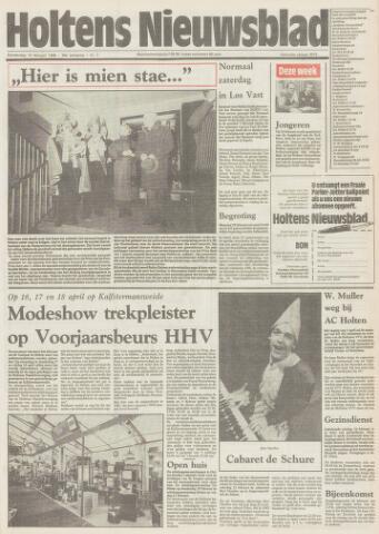 Holtens Nieuwsblad 1986-02-13