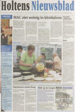 Holtens Nieuwsblad 2009-05-12