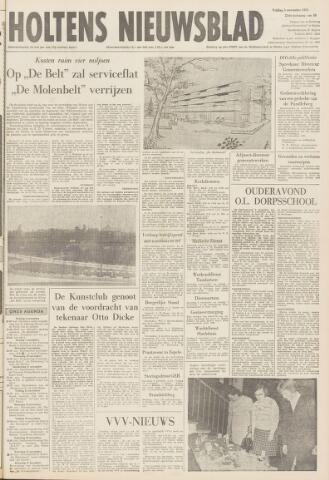 Holtens Nieuwsblad 1971-11-05