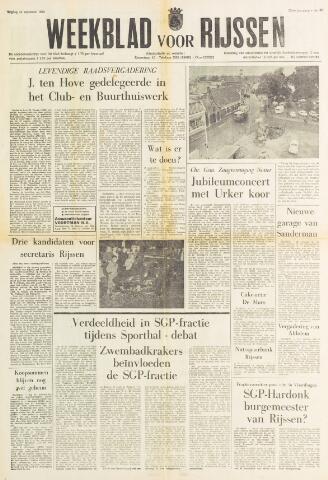Weekblad voor Rijssen 1970-09-18