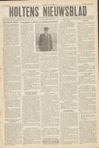 Holtens Nieuwsblad 1956-01-07