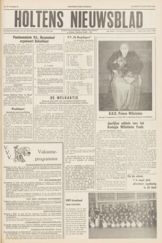 Holtens Nieuwsblad 1960-08-27