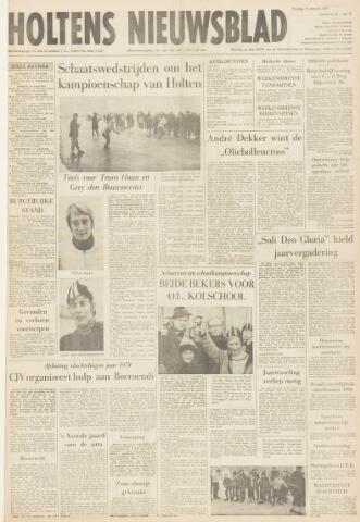 Holtens Nieuwsblad 1971-01-08