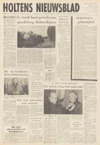 Holtens Nieuwsblad 1968-12-21