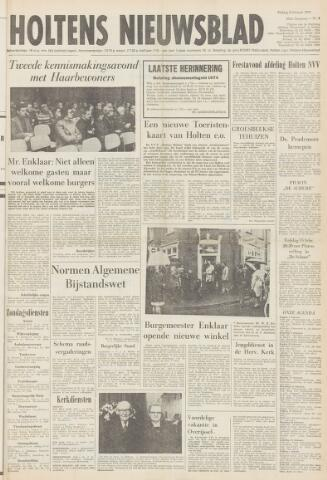 Holtens Nieuwsblad 1974-02-08
