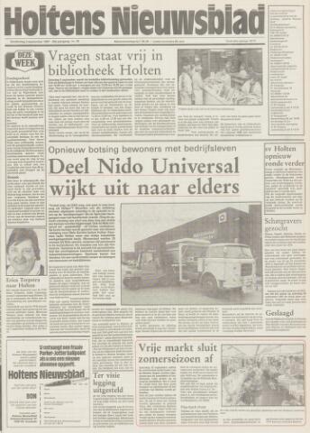Holtens Nieuwsblad 1987-09-03