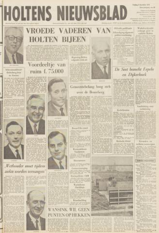 Holtens Nieuwsblad 1971-12-03