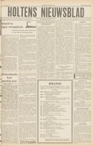 Holtens Nieuwsblad 1956-04-14