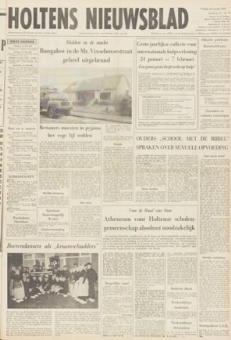 Holtens Nieuwsblad 1971-01-22