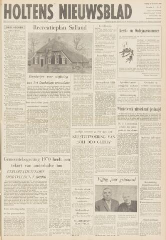 Holtens Nieuwsblad 1969-12-12