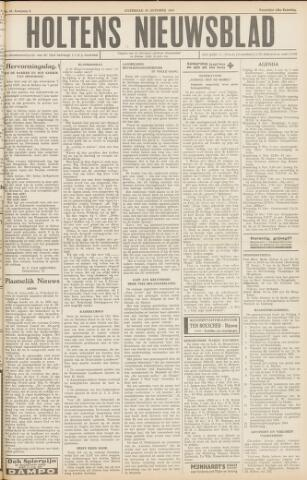 Holtens Nieuwsblad 1954-10-30
