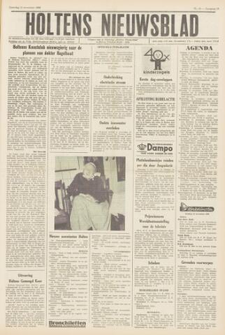 Holtens Nieuwsblad 1966-11-12