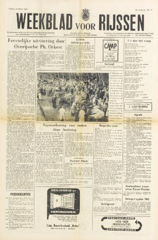 Weekblad voor Rijssen 1962-10-19