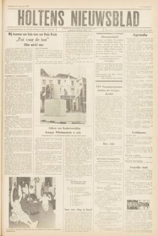Holtens Nieuwsblad 1963-08-24