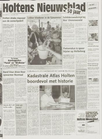 Holtens Nieuwsblad 1999-08-05
