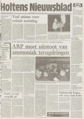 Holtens Nieuwsblad 1994-12-01