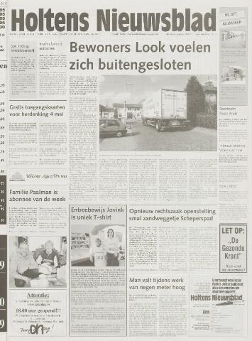 Holtens Nieuwsblad 2000-04-13