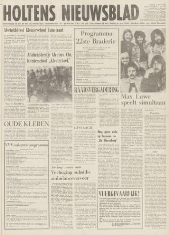 Holtens Nieuwsblad 1976-07-09