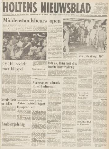 Holtens Nieuwsblad 1976-10-08