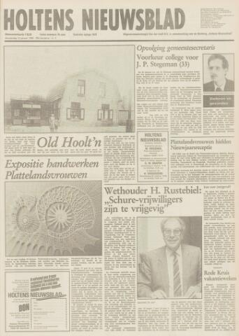 Holtens Nieuwsblad 1984-01-12