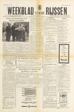 Weekblad voor Rijssen 1961-12-15