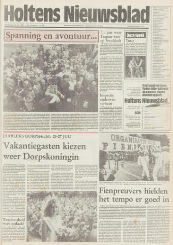 Holtens Nieuwsblad 1985-07-18