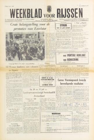 Weekblad voor Rijssen 1965-07-09