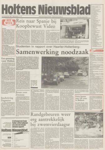 Holtens Nieuwsblad 1987-07-09