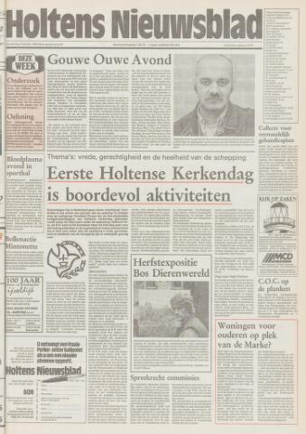 Holtens Nieuwsblad 1990-10-04