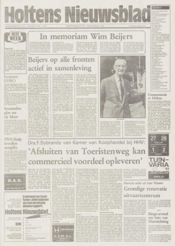 Holtens Nieuwsblad 1993-02-25