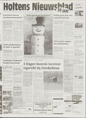 Holtens Nieuwsblad 1999-12-16