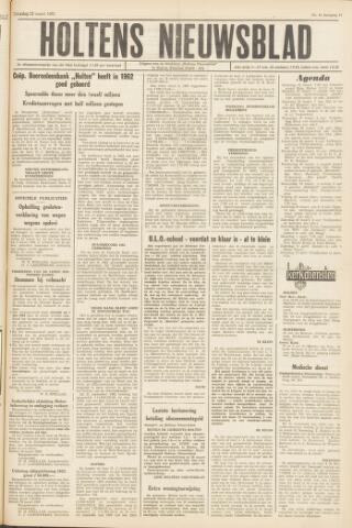 Holtens Nieuwsblad 1963-03-23