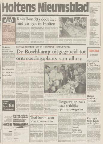 Holtens Nieuwsblad 1992-08-27
